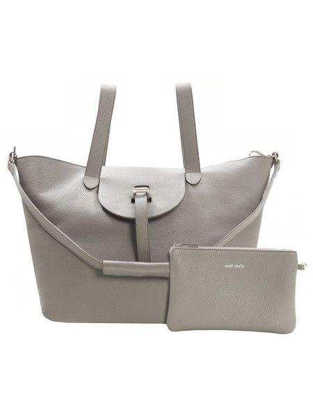 Thela taupe Meli melo handbags | meli melo