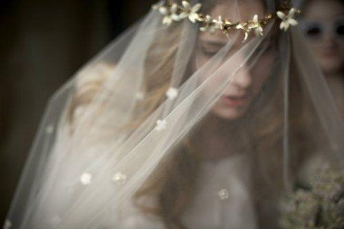 Bride veil | 新娘頭紗