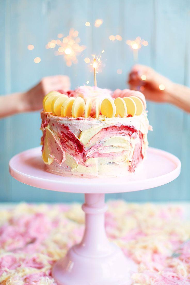 Fairy Floss Cake from The Meringue Girls