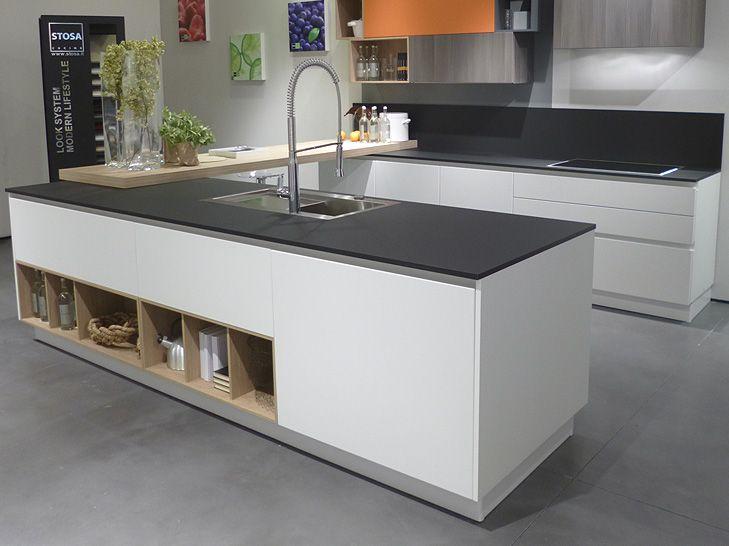 Stosa Cucine vi presenta una grande novità: i piani cucina in ...