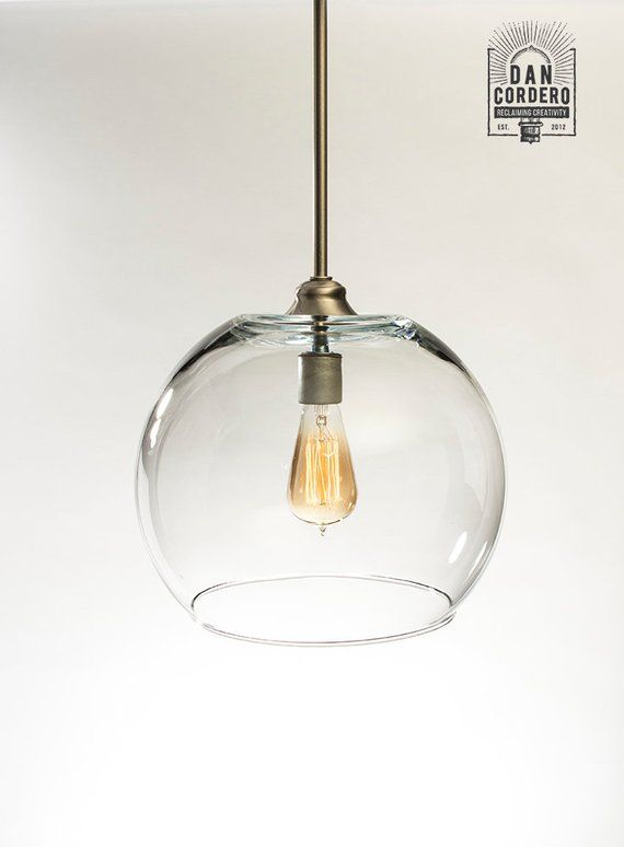 Oversized Pendant Light Fixture Edison Bulb Pendant Kitchen