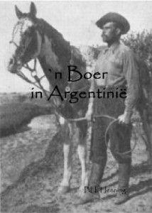 Between 1903 and 1909, up to 800 Boer families trekked to Argentina's east coast.  They had suffered badly in the 1899-1902 Anglo-Boer War, lost family members in Kitchener's  concentration camps or had their farmhouses destroyed by British troops. Most of them fought in the war against Britain and they had no desire to live under their conqueror's thumb. Of their descendants still live in Patagonia