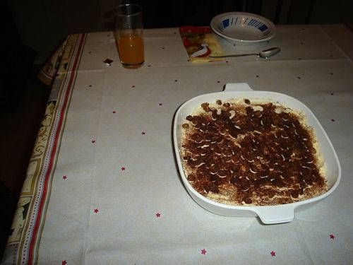 Tiramisu Met Advocaat En Boerenjongens recept | Smulweb.nl