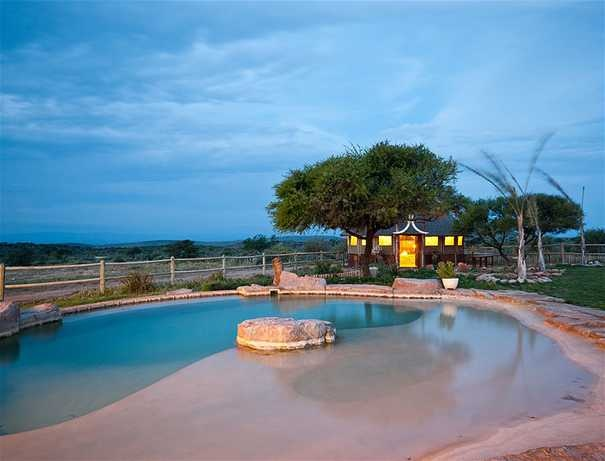 Bush Lodge in Addo Eastern Cape
