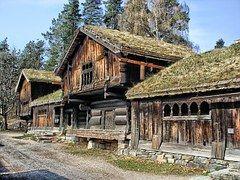 Oslo, Noruega, Paisaje, Escénico