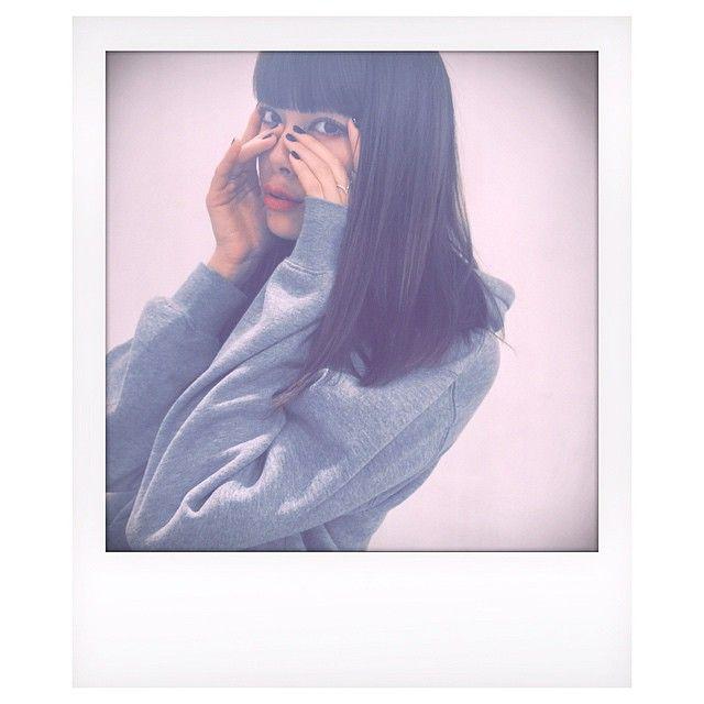 "森星 (Hikari Mori) on Instagram: ""Sleepy...."""