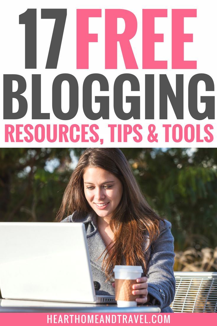 Check out this list of FREE blogging resources for bloggers. Tips, tools and free resources to help bloggers take their blogs to the next level. This resource is perfect for new bloggers, beginning bloggers, mom bloggers, and anyone looking for awesome resources to take their blog to the next level.
