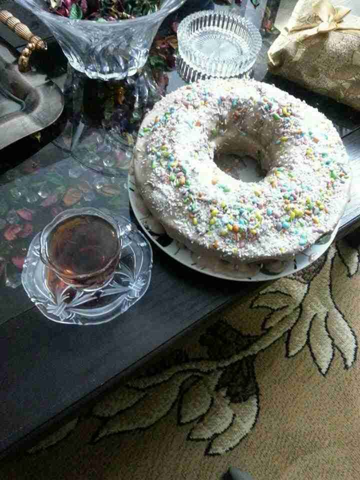 كيكة الكاكاو الشهية مسابقة الحلويات الشرقية زاكي Desserts Yummy Bagel