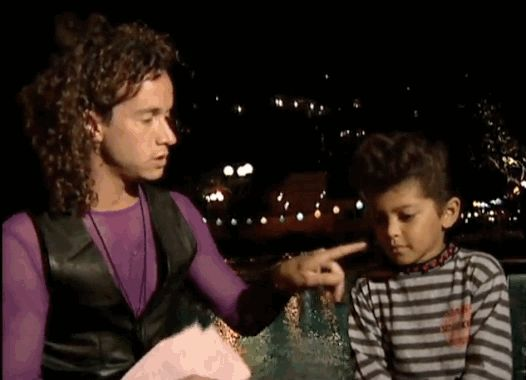 Bruno Mars age 4 SO adorable!      | Here's Pauly Shore Interviewing Bruno Mars At 4 YearsOld