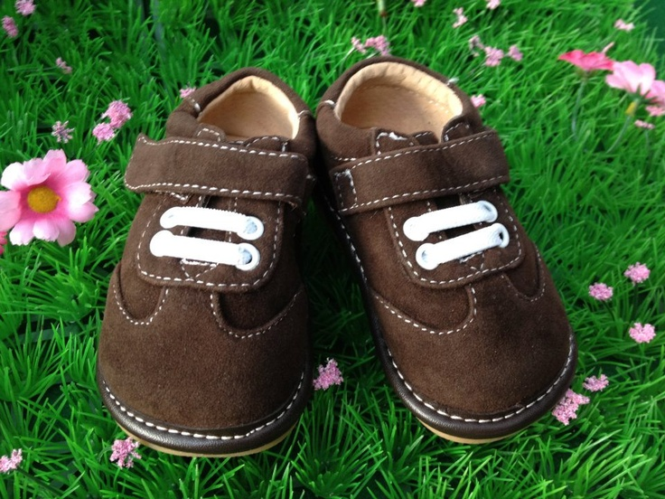 You and Baby - Jerry brown suede casual shoe, $35.00 (http://www.youandbaby.com.au/jerry-brown-suede-casual-shoe/)