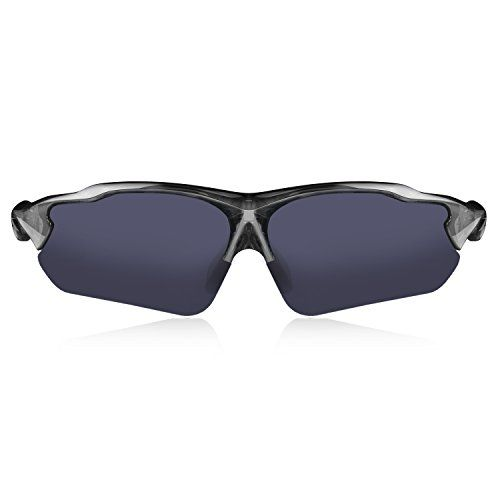 d9a1be6a67 Hulislem Sports Sunglasses Polarized For Men or Women Hul... https