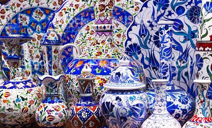 Resultado de imagem para turkish pottery