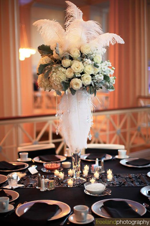 So Event Full Good Eats In 2018 Pinterest Feathers Centerpieces And Flowers
