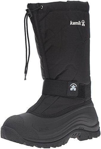 Kamik Men's Greenbay 4 Cold Weather Boot,Black,10 ...