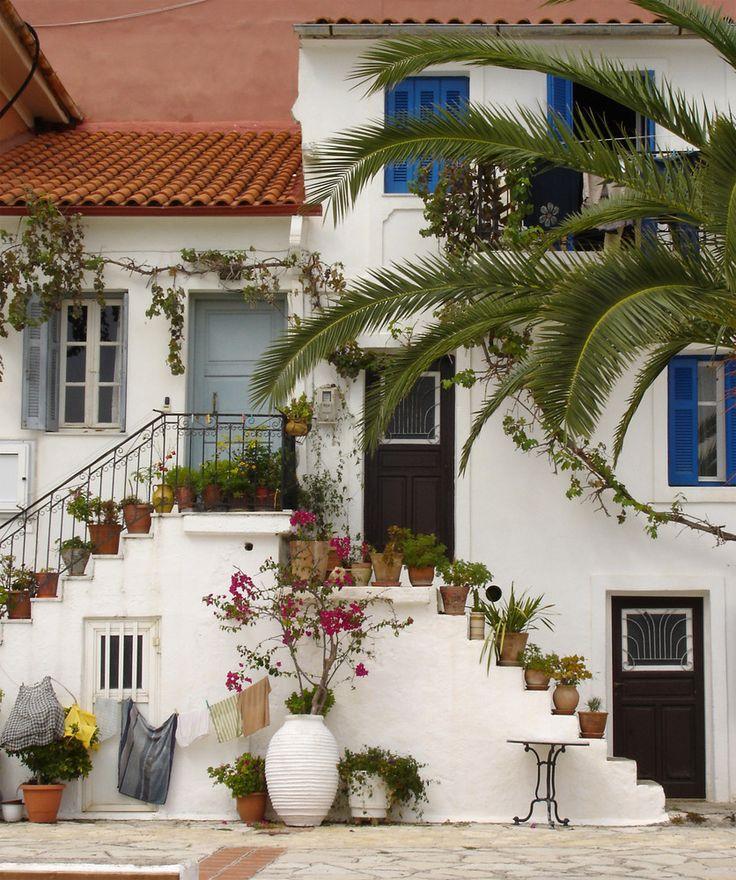 House in Epirus, Greece