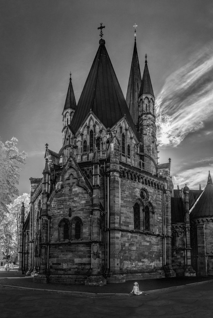 View Nidaros Cathedral by Erik Brede. Browse more art for sale at great prices. New art added daily. Buy original art direct from international artists. Shop now