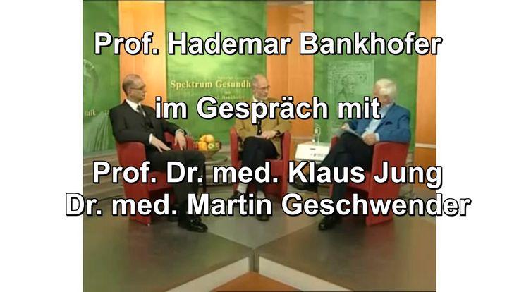 Prof. Dr. Klaus Jung und Dr. Martin Gschwender diskutieren in einer Expertenrunde mit Prof. Hademar Bankhofer über die Vorteile der Atmungsergänzung AIRNERGY. http://www.youtube.com/user/AirnergyAG/videos
