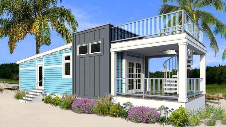 Gorgeous Vista Park Model By Champion Homes Virtual Tour