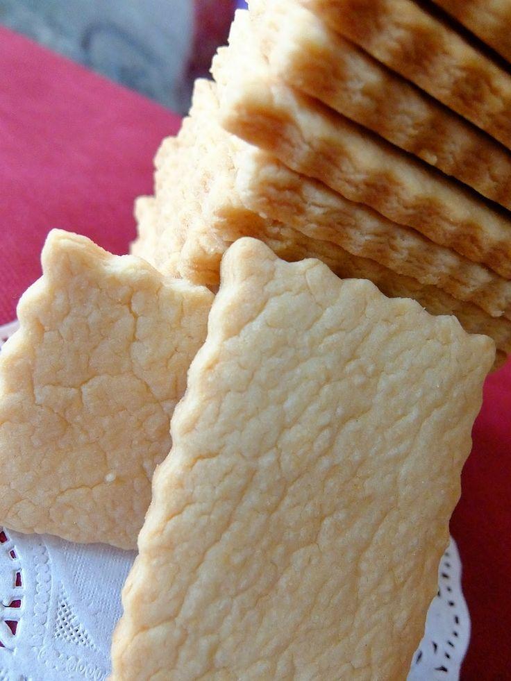 Galletas Artesanas Pilar: Galletas SIN mantequilla
