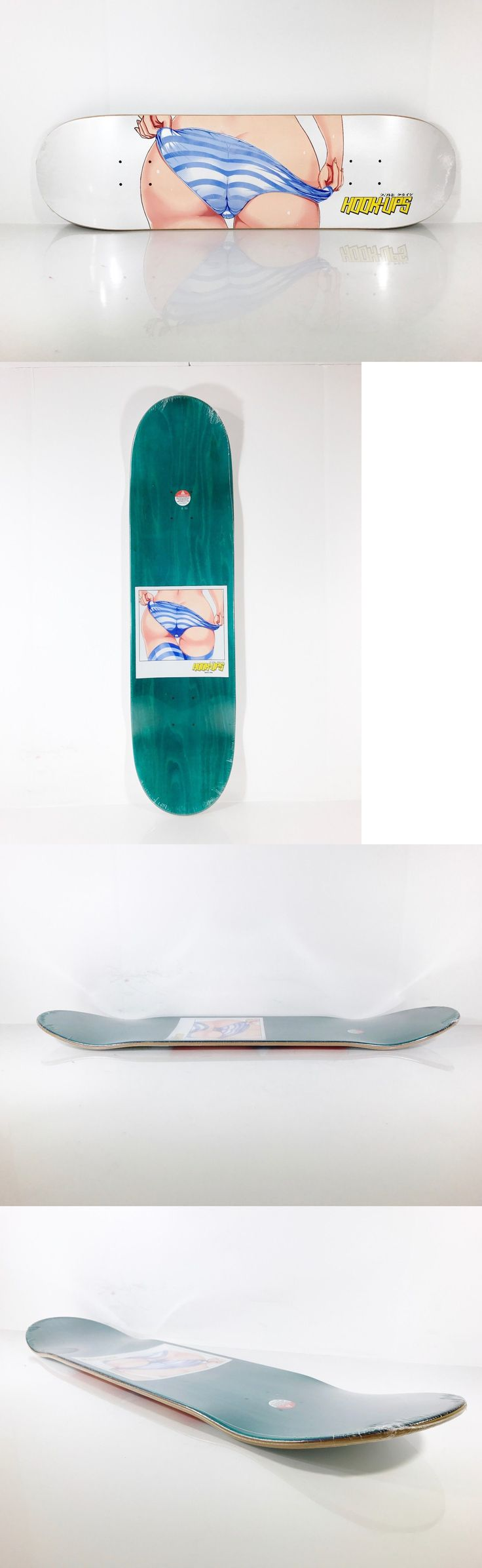 Decks 16263: Hook-Ups Assisstant Akiko 8.38 X 32.25 Skateboard Deck W Free Grip Tape -> BUY IT NOW ONLY: $59.99 on eBay!