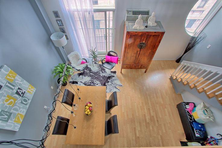 Appartement/Condo à louer 1089 Rue St-André Ville-Marie (Central), Montréal