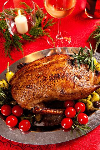 Goose | Mouth-Watering German Christmas Traditions We Can't Live Without