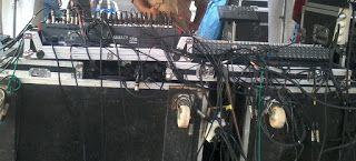 Cara Menyambungkan Mixer ke Mixer Sound System
