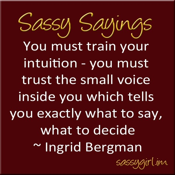 Inspirational Quotes On Pinterest: 17 Best Ideas About Sassy Sayings On Pinterest