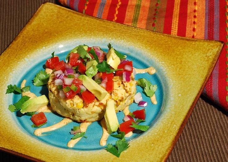 Sweet Corn Tamale Cakes Recipe Chop House