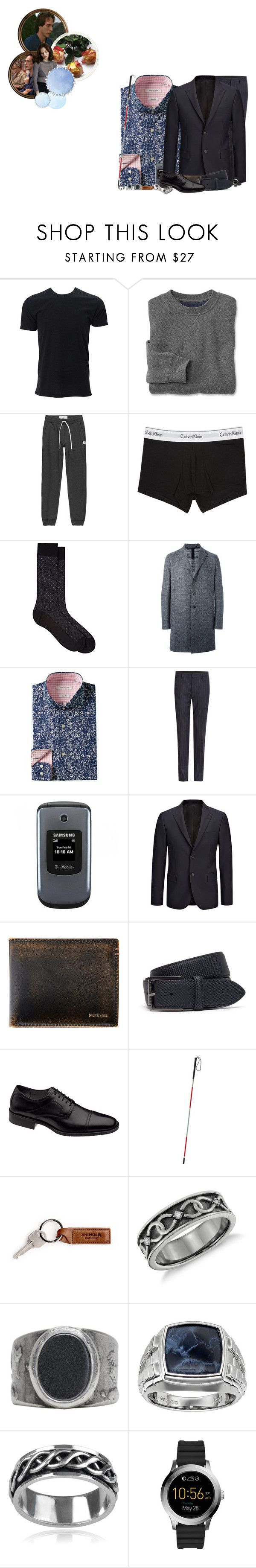 """[VISUAL] { you sounded wonderful, I only wish I could have seen you }"" by morningstar1399 ❤ liked on Polyvore featuring Simplex Apparel, Reigning Champ, Calvin Klein Underwear, Barneys New York, Harris Wharf London, Isaac Mizrahi, Etro, Samsung, Joseph and FOSSIL"