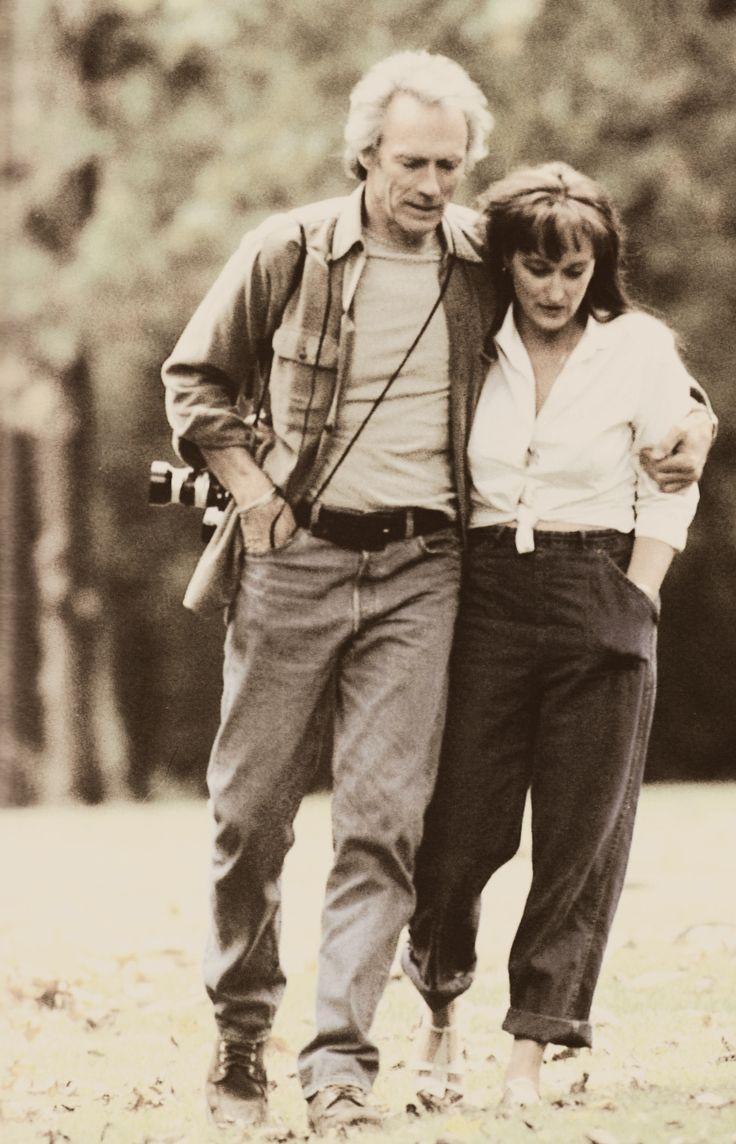 Clint Eastwood & Meryl Streep, The Bridges of Madison County (1995)                                                                                                                                                                                 More