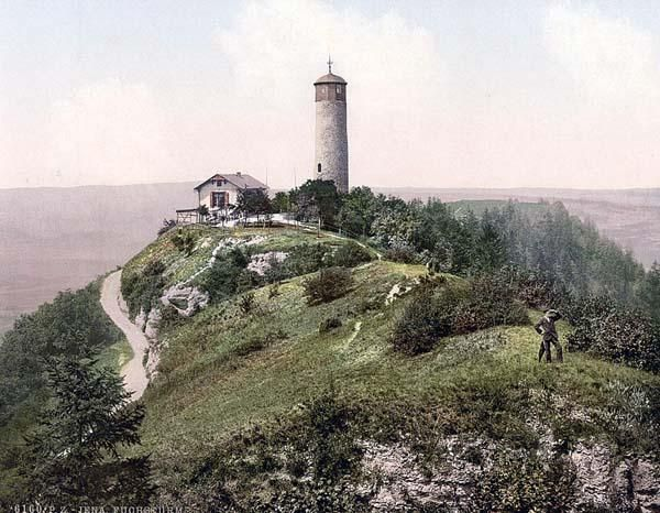 Foxtower, Jena, Thuringia, Germany