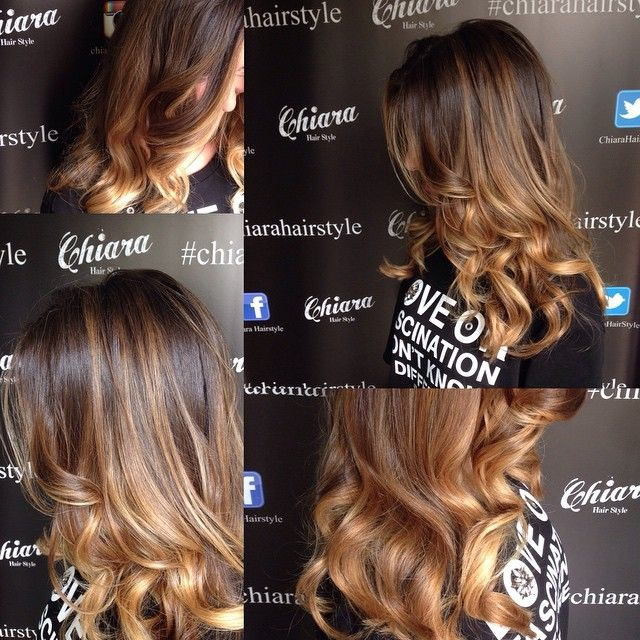 Adriana ..#ecaille  #coolblonde #colortouch  #haircolor #nice #natural #color #for #summer..#hairstyle #bari....#quality ...#chiarahairstyle...we❤️your hair