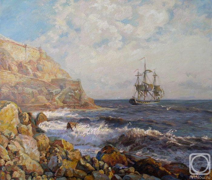 Панов Эдуард. Море