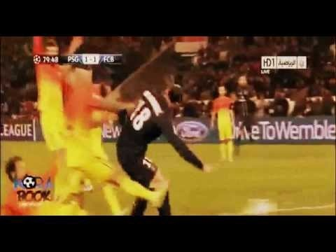 FOOTBALL -  PSG Barcelone 2-2 Buts Ligue des Champions Ligue Faits saillants 2 avril 2013 - http://lefootball.fr/psg-barcelone-2-2-buts-ligue-des-champions-ligue-faits-saillants-2-avril-2013/