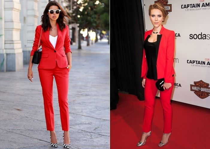 How to Wear Red Pants | #Fashion #Apparels