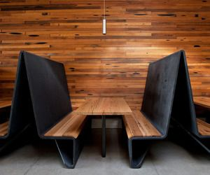 Modern restaurant Bar Agricole by Aidlin Darling in San Francisco, California