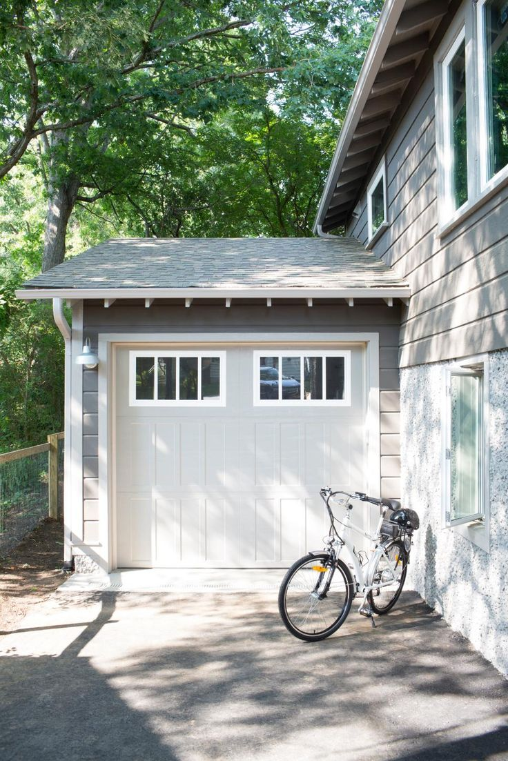 Closing in a carport to make guest suite - Find This Pin And More On Garage Alicious By Tsum75