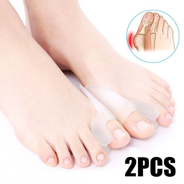 DBT - Health and beauty: 1 Pair Medical Silicone Gel Toe Separators  Price ...
