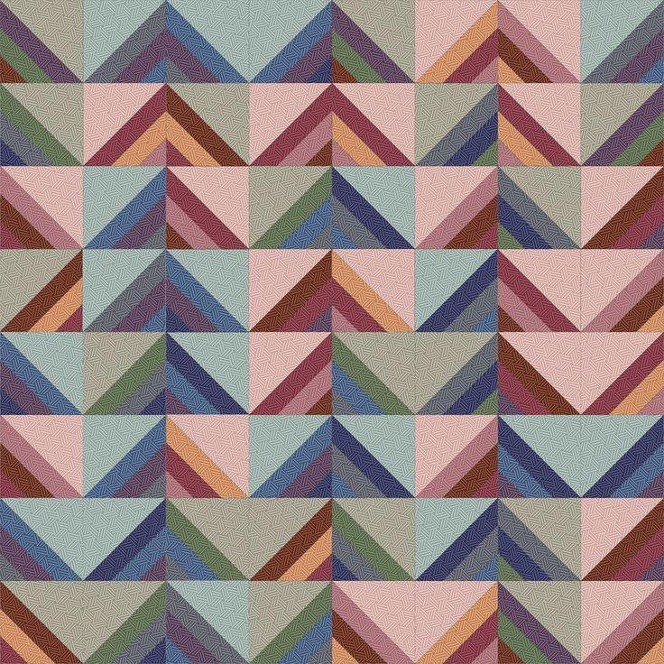 Hadleigh Roman Stripe Quilt idea 7