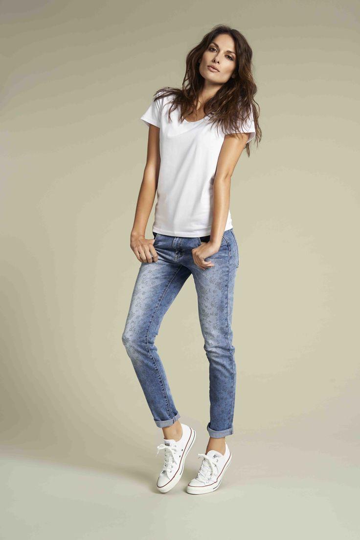 Soyaconcept - T-shirt - jeans - pants