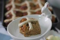 Hot Cross Buns - Traditional by noglutens - gluten free, dairy free