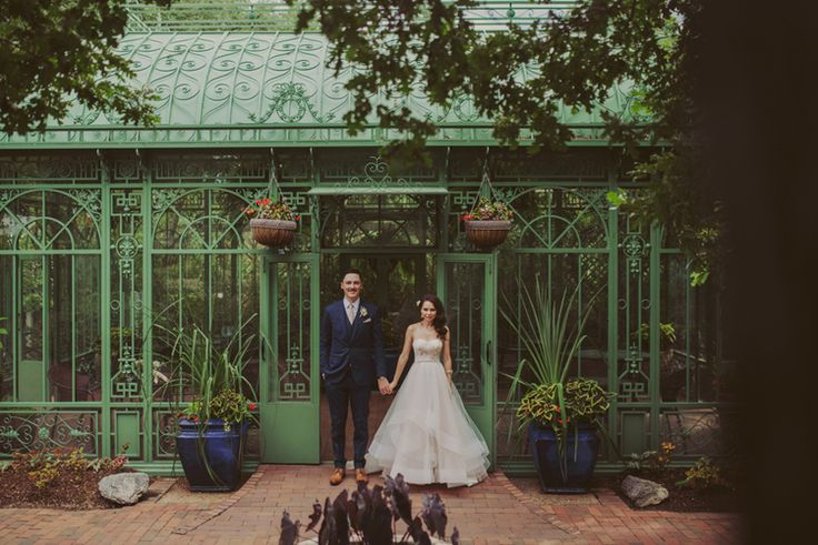 Denver Botanical Gardens Wedding | Photographer June Cochran | http://hijune.com