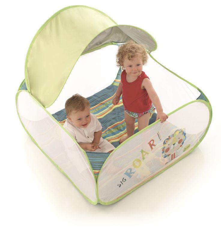 Nomada foldable travel cot