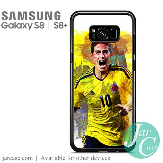 james rodriguez football player Phone Case for Samsung Galaxy S8 & S8 Plus