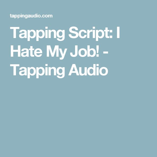 Tattletales At Work Quotes: Best 25+ Hate My Job Ideas On Pinterest