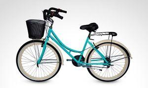 Groupon - Bicicleta playera rin 26 con opción a cambios shimano.. Groupon deal price: $374.900