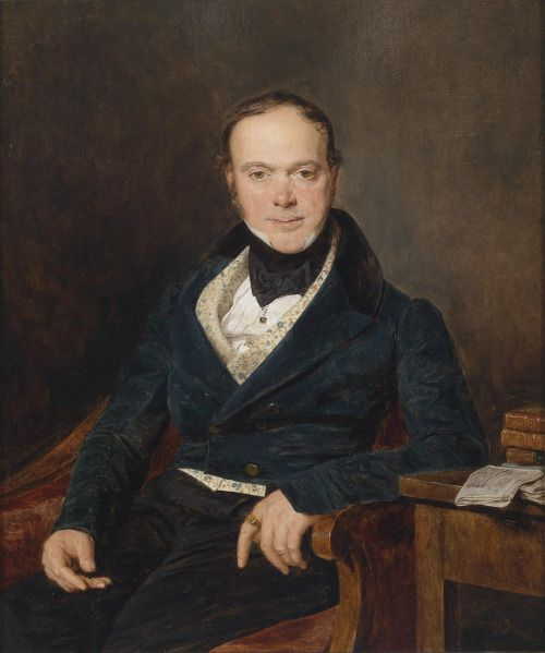 1834 Ferdinand Georg Waldmüller - August Walter