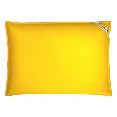 pouf swimming bag jumbo bag usage ext rieur et aquatique jaune 170 x 130 cm 99e id kdo cris. Black Bedroom Furniture Sets. Home Design Ideas