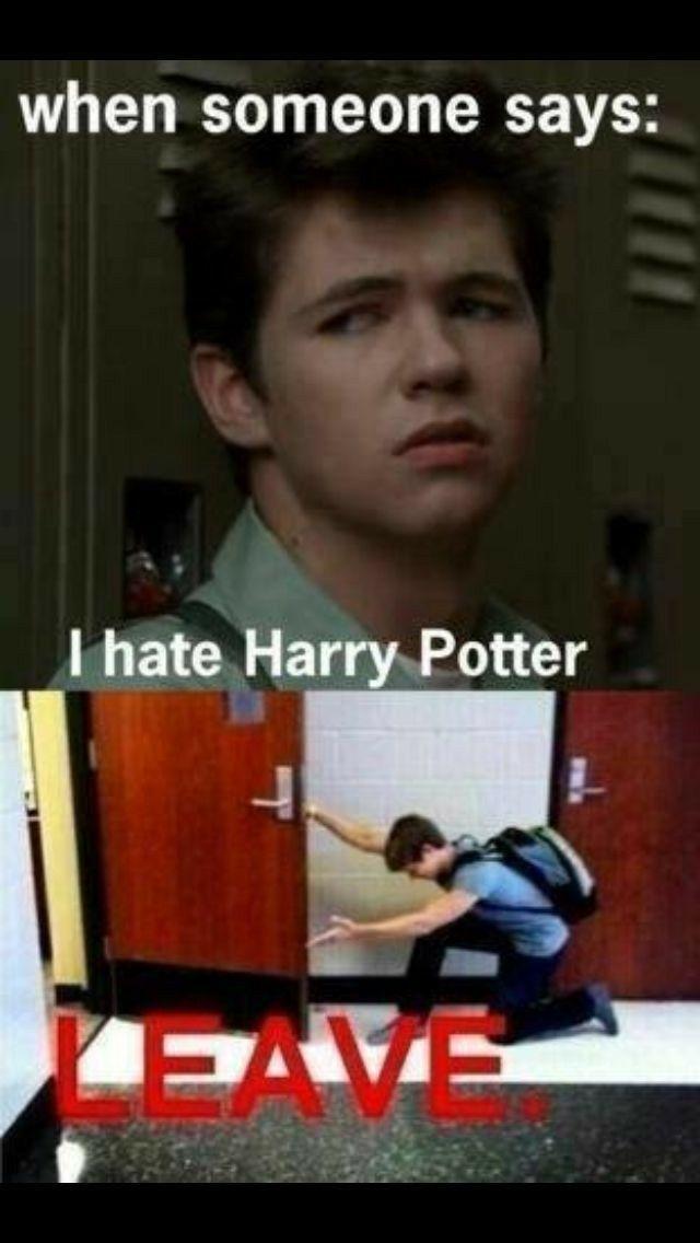 Dies Ist Eine Legitime Tatsache Fur Potterkopfe Harry Potter Lustig Humor Lustig Meme Lustig